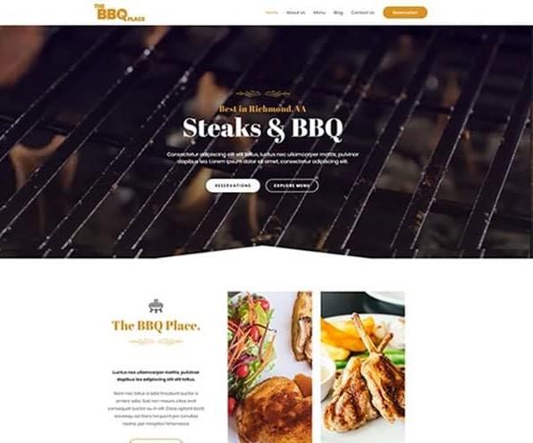 Digital Website - Jasa Website Solo - Jasa SEO Solo -restaurant-02 - Website Kuliner