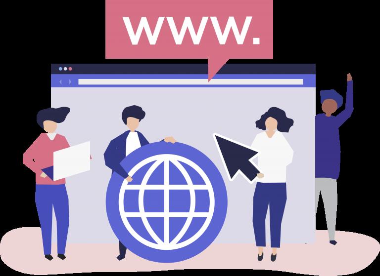 Domain - Pemesanan Digital Website - Jasa Pembuatan Website Solo - Cara pemesanan website murah solo