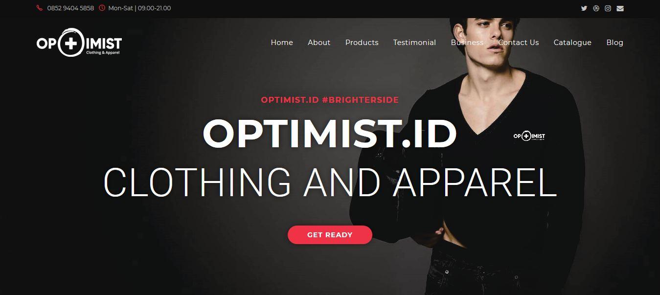 SSoptimist-desain-website-solo
